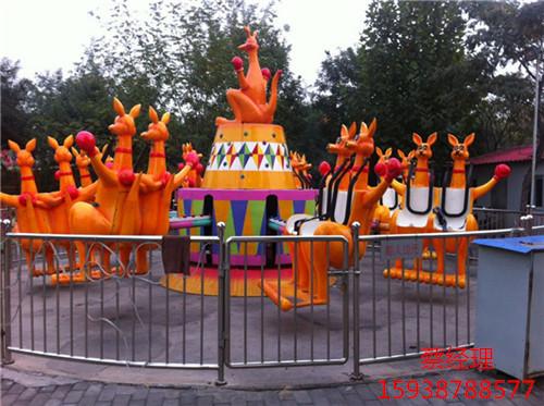 郑州专业袋鼠跳游乐设备厂家-袋鼠跳游乐设备哪家好