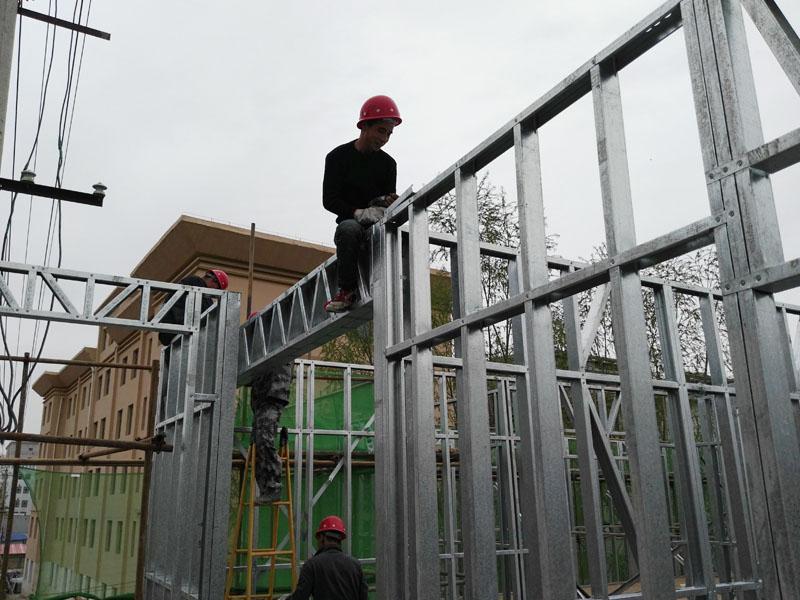 兰州轻钢结构房屋出售-天水地区实惠的轻钢结构房屋