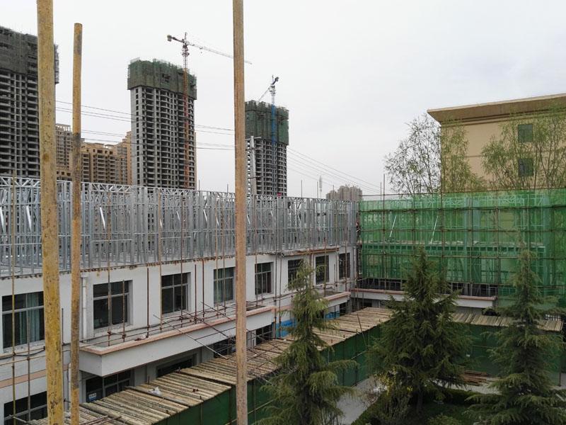 张掖可拆式钢结构房屋-想要购买性价比高的轻钢结构房屋找哪家