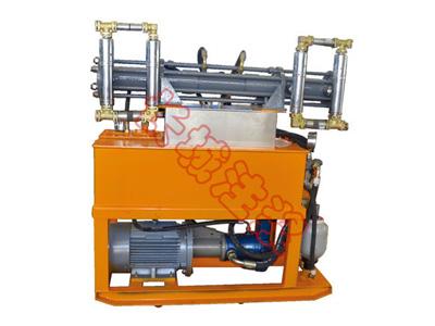 河南液压注浆泵|耐用的城市地铁盾构机专用注浆系统长城注浆供应