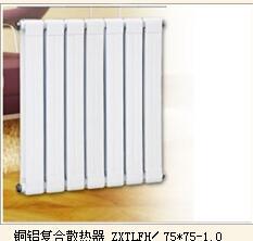 铜铝复合60/60暖气片定制|物超所值的铜铝复合60/60暖气片在哪买