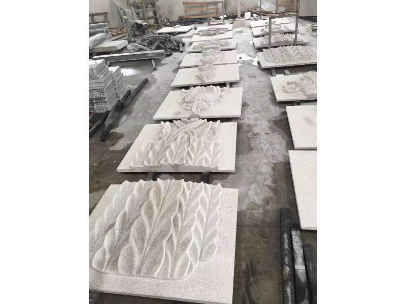 三明石材人工雕花-超值的石材人工雕花直销