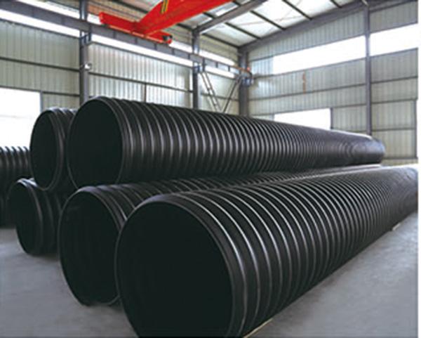兰州钢带增强型螺旋波纹管哪家好_甘肃钢带增强型聚乙烯螺旋波纹管价格行情