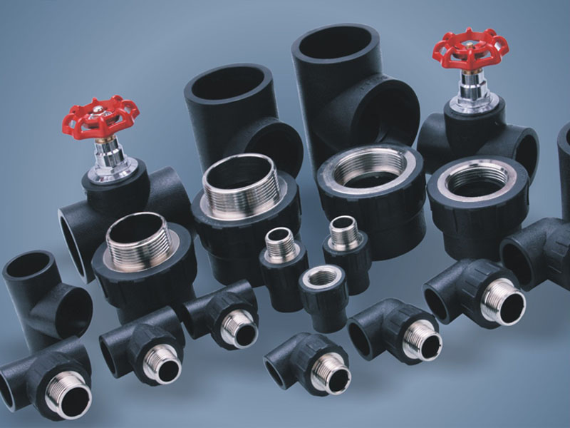 宁夏给水用聚乙烯PE管件厂家-质量好的给水用聚乙烯PE管件在哪买