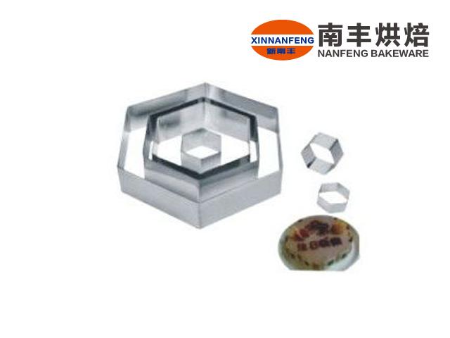 肇慶慕斯圈供應-創雄五金質量可靠的蛋糕圈模具出售