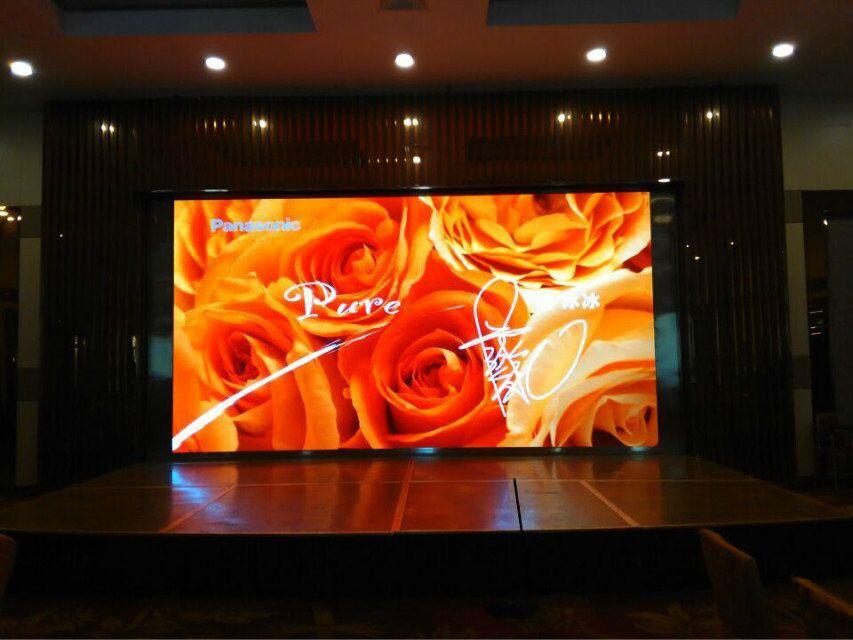 室內P4LED大屏幕 口碑好的P4LED顯示屏大量出售