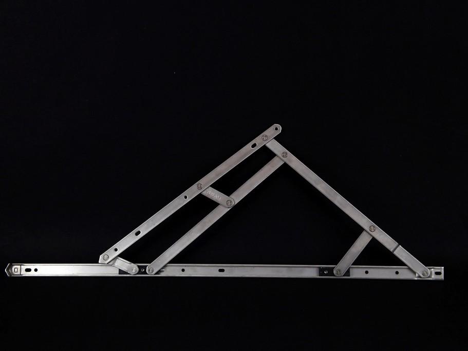 广东窗撑 肇庆新型的六连窗撑24寸22方上悬六连6出售
