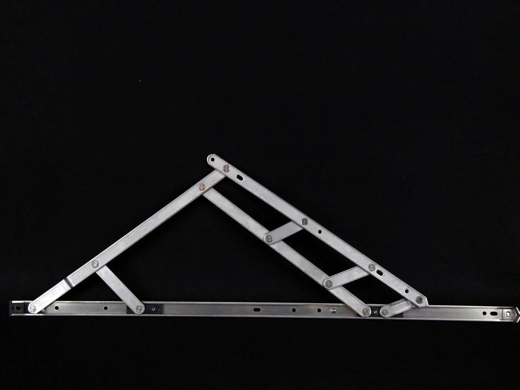 七連窗鉸廠家-大量供應耐用的七連窗撐28寸22方上懸七連