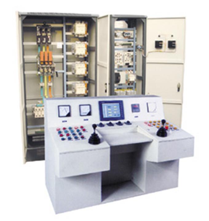 买好的自动化成套控制系统,就选鹤壁四达公司 矿井提升机
