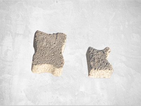 梅花形混凝土垫块|为您推荐良润建材质量好的 梅花形混凝土垫块