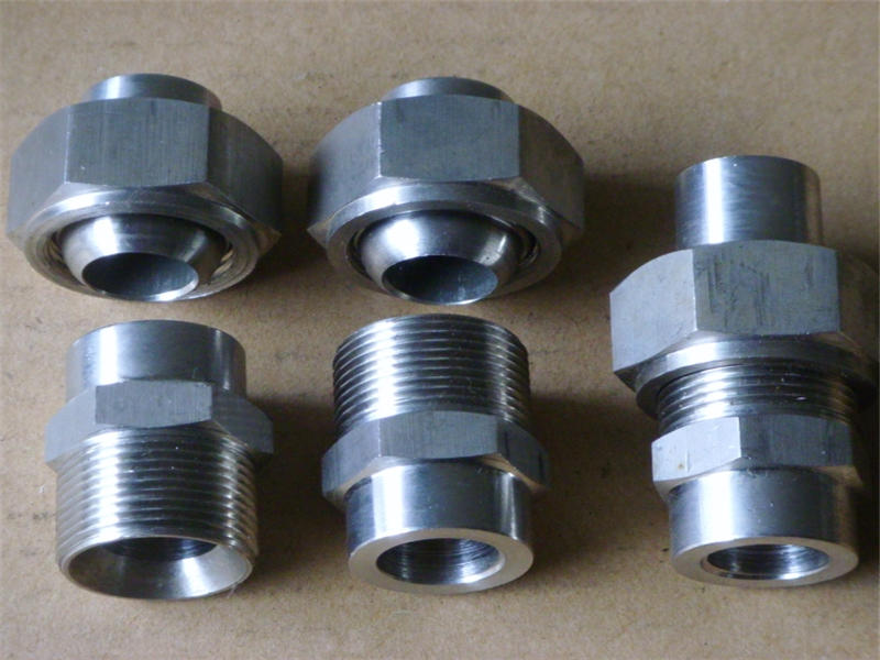 工程机械铜转换接头-常州高性价接头-厂家直销
