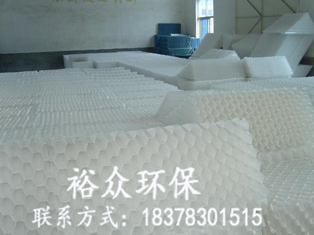 北京污水处理斜板 广西裕众环保设备供应热销斜管