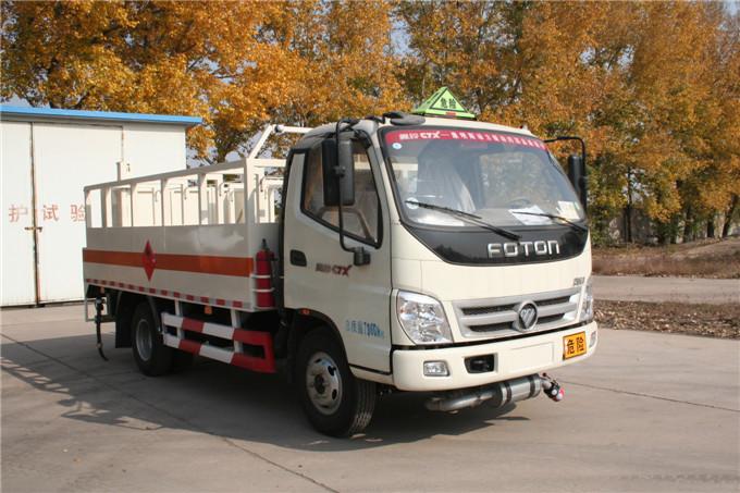 名声好的钢气瓶运输车供应商推荐 钢气瓶运输车改装厂家
