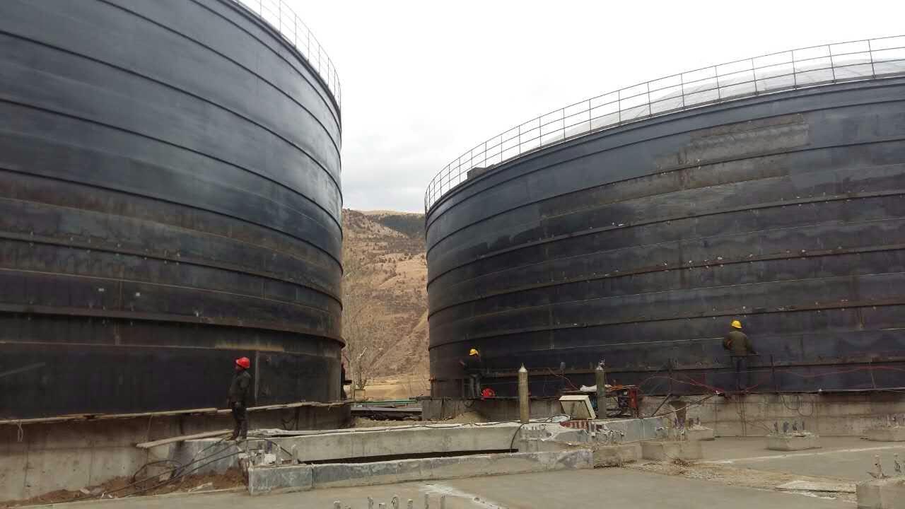 山东聊城正阳钢板仓为您供应优质大型钢板库钢材 ,广西大型钢板库