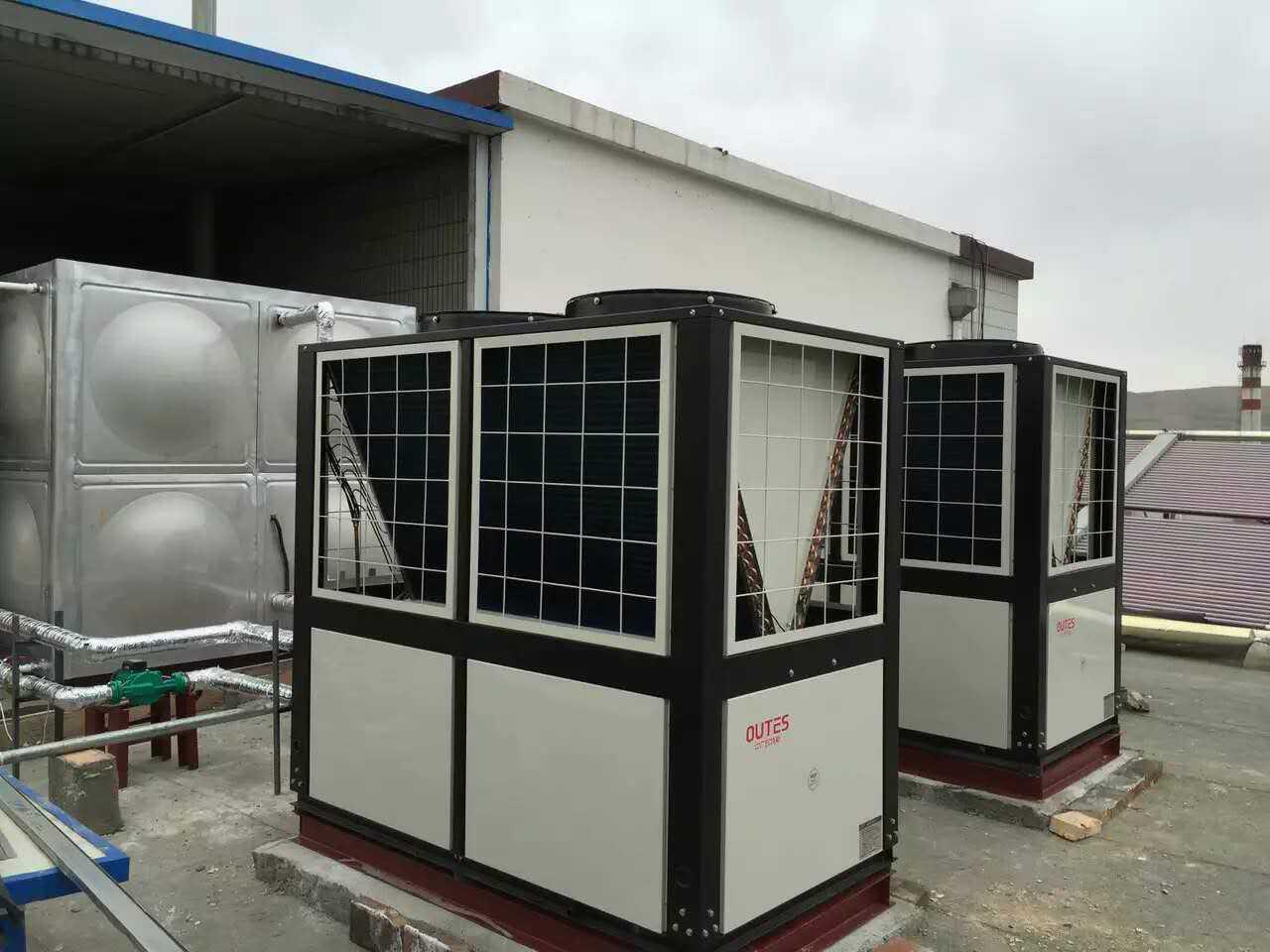 陇南空气能热泵|甘肃质量可靠的空气能生产厂家