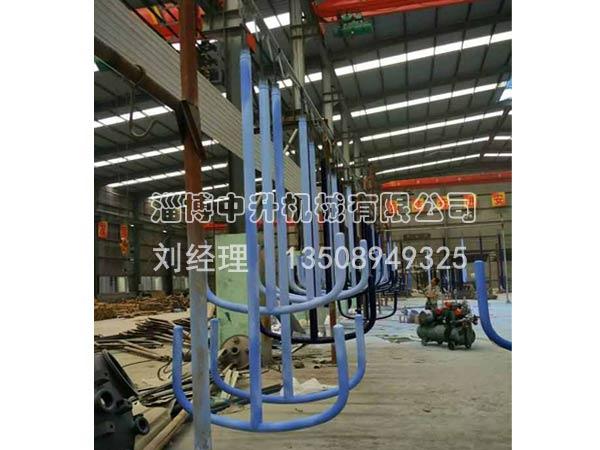 贵州搪玻璃搅拌器-淄博中升机械专业的搪玻璃搅拌器供应