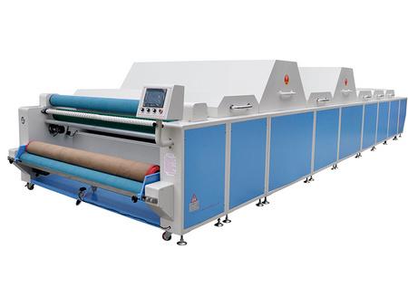 中国预缩定型机_优良的面料缩水定型机易利服装机械供应