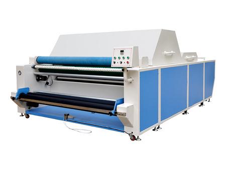 面料縮水定型機-專業的中型預縮定型機易利服裝機械供應