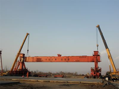 西安大件搬运装卸-利森大型设备吊装企业吊装哪里好