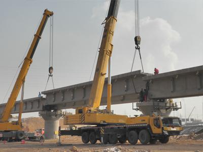 兰州大件运输企业|有品质的大件运输厂家就是利森大型设备吊装企业