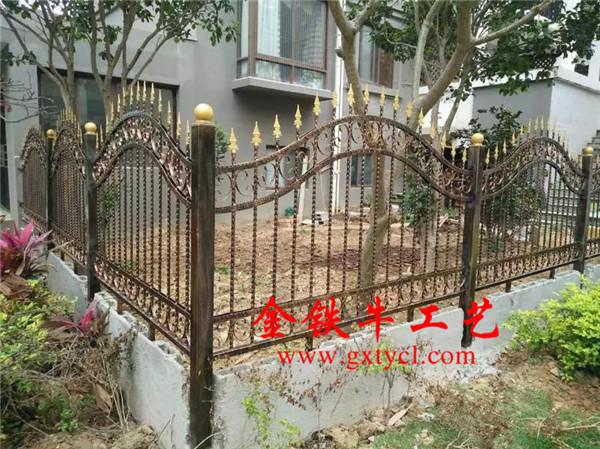 崇左热卖的铁艺围栏-哪家的铁艺围栏质量好