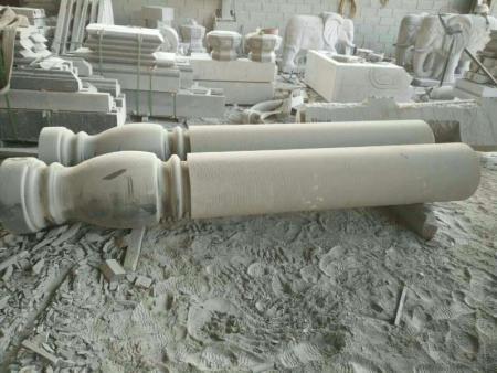青海石栏杆厂家|买石栏杆明创石雕