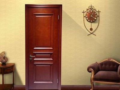 淄博美式实木家具,价位合理的实木门,厂家火热供应