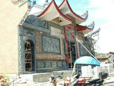 寺庙搭建工程厂家施工-找寺庙搭建就来明创石雕