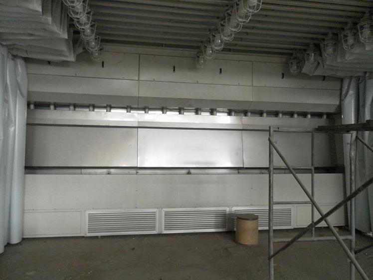 西安环保喷漆水帘柜价格|价格优惠的环保喷漆水帘柜哪里有卖