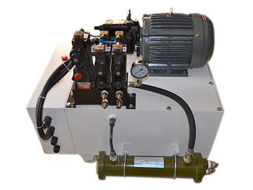 东莞哪里有供应实用的液压站冷却系统 液压站系统供应