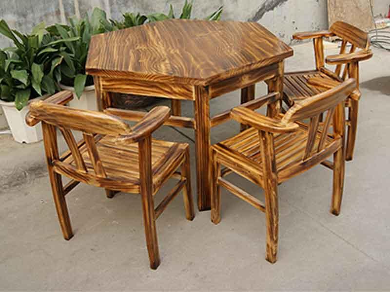 宴会桌椅-名声好的山东快餐桌椅供应商推荐