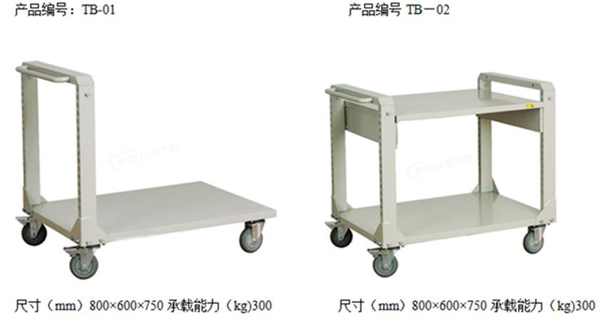 供应北京实惠的防静电推车,河北防静电承重推车