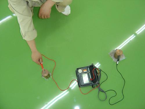 北京防静电地坪 北京中科航建工程技术专业供应防静电地板