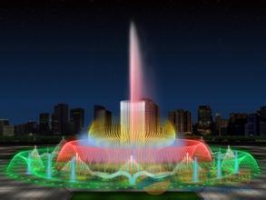 變頻噴泉專業報價-沾化變頻噴泉設計
