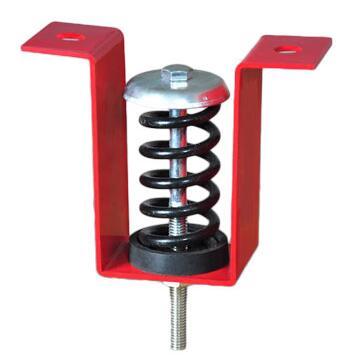 沧州哪有卖性价比高的DH型吊式弹簧减振(震)器 风机盘管减震器