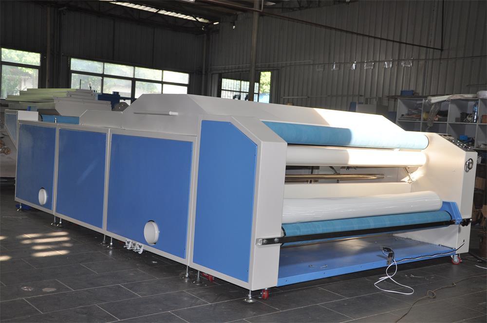 布料縮水機定型機-肇慶哪里有賣銷量好的中型預縮定型機
