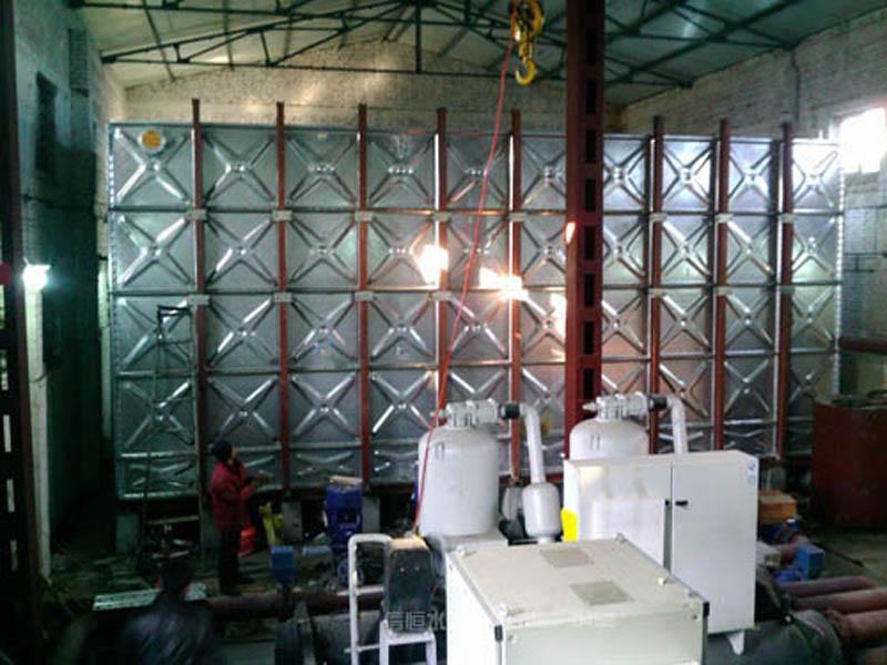 定西不锈钢水箱 兰州哪里有供应划算的水箱