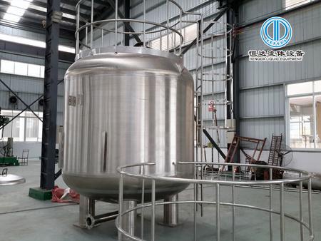 不锈钢储奶罐价位-肇庆恒达_不锈钢储奶罐质量稳定