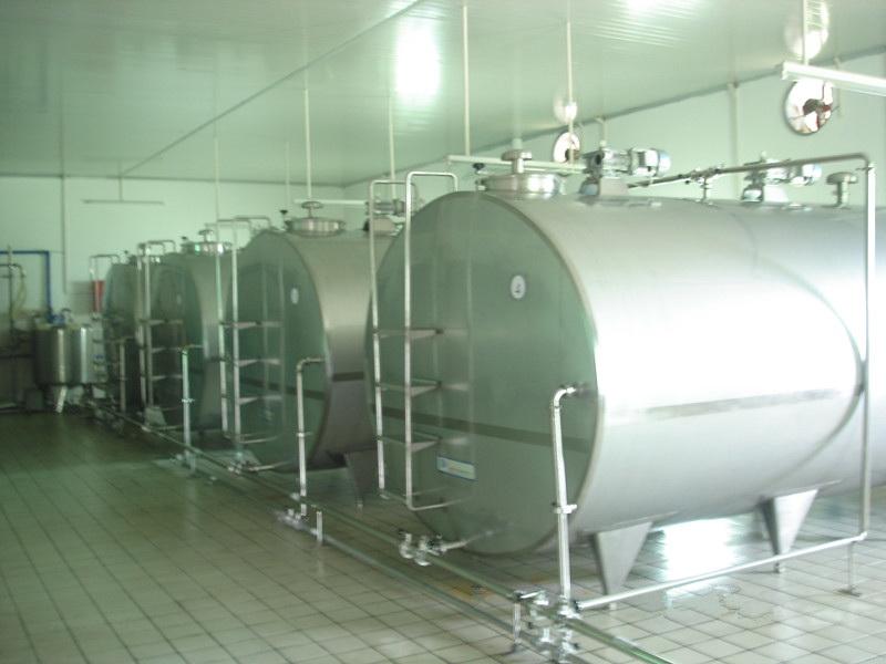 食品液体储存设备-哪家公司的不锈钢储奶罐好