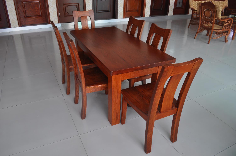 寿光餐桌订做|买报价合理的餐桌优选富林木业装饰