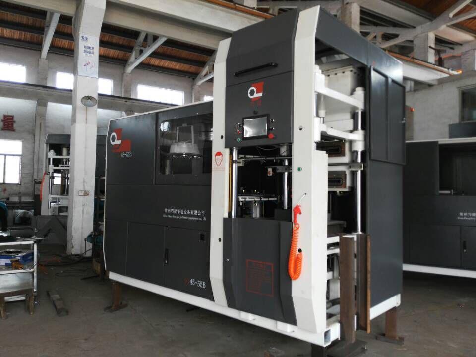 性能好的造型机当选常州巧捷铸造公司-皮带输送机