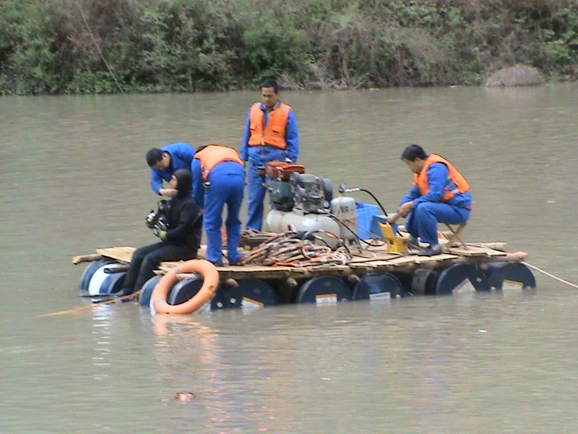 甘肃电站水下摄像|专业可靠的甘肃水下打捞西北潜水公司提供