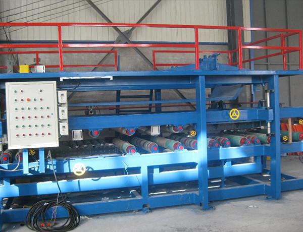 优质复合板成型机厂家当属财达压瓦机——专业复合板设备