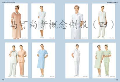 信誉好的护士服厂家推荐,定制护士服批发