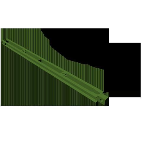 江苏贝雷钢结构桥配件加强弦杆 加强弦杆供货厂家