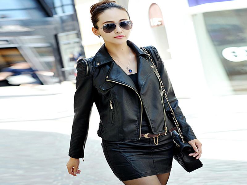 西安价格合理的皮衣|中国爱恋服饰