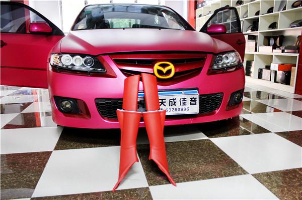 青岛汽车音响改装哪里专业-青岛汽车音响改装公司排名