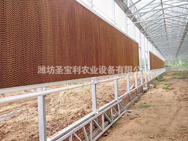 铝合金湿帘价格-山东靠谱的温室配件