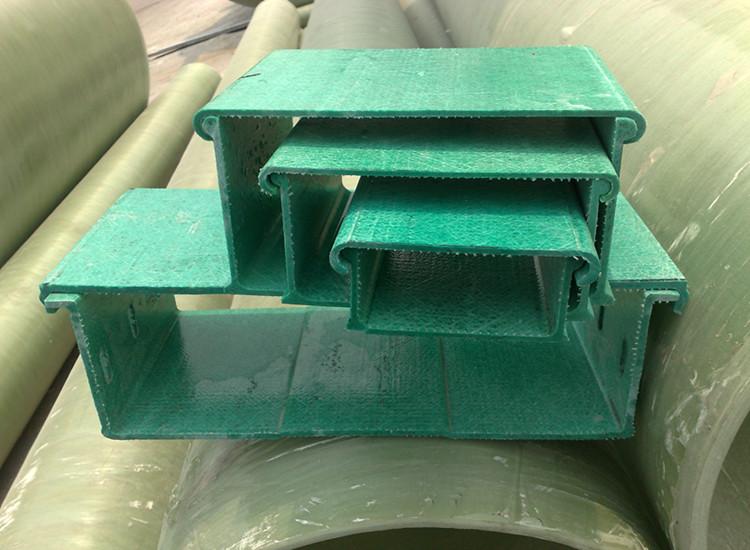 优质厂家定制直销玻璃钢桥架电缆桥架模压桥架-哪里能买到好的玻璃钢桥架