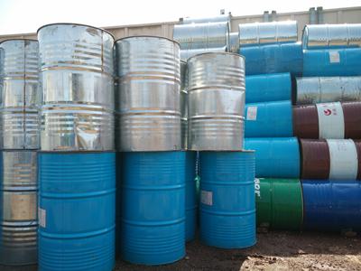 东莞回收油桶